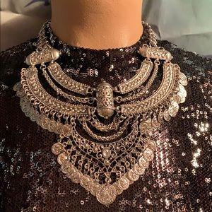 New necklace Bali influence lightweight